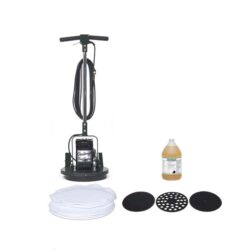 Challenger Carpet Cleaning Machine and Supplies